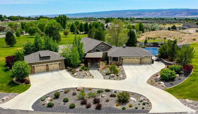 871 Gambels Road, Grand Junction, CO 81505 (MLS #20202365) :: The Grand Junction Group with Keller Williams Colorado West LLC