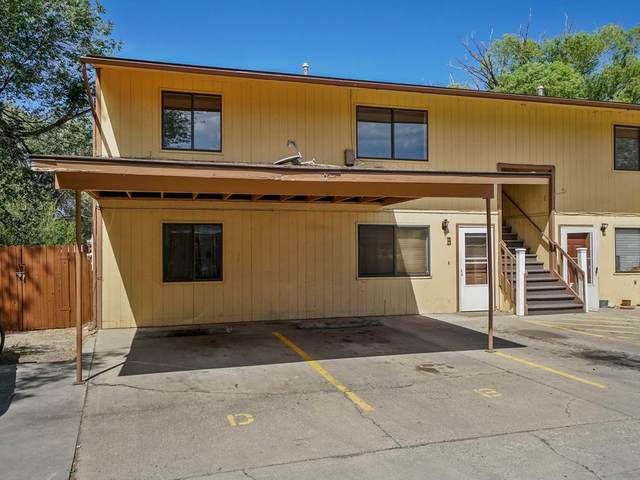 3285 1/2 Lombardy Lane D, Clifton, CO 81520 (MLS #20202381) :: The Danny Kuta Team