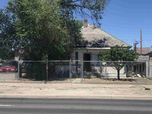 352 Pitkin Avenue, Grand Junction, CO 81501 (MLS #20202410) :: The Kimbrough Team | RE/MAX 4000