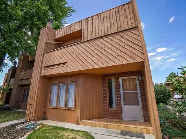 575 28 1/2 Road #44, Grand Junction, CO 81501 (MLS #20202411) :: CENTURY 21 CapRock Real Estate