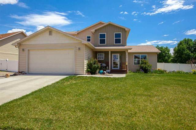 619 Silver Mountain Drive, Grand Junction, CO 81504 (MLS #20202413) :: The Grand Junction Group with Keller Williams Colorado West LLC