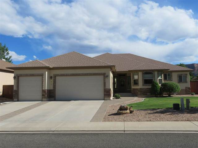 2043 Conestoga Drive, Grand Junction, CO 81507 (MLS #20202420) :: The Christi Reece Group