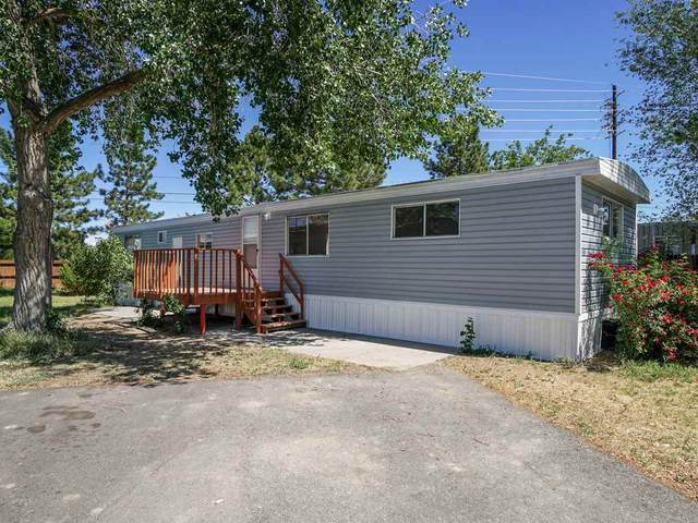 585 25 1/2 Road #138, Grand Junction, CO 81505 (MLS #20202426) :: The Grand Junction Group with Keller Williams Colorado West LLC
