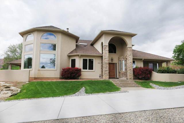 661 Independence Valley Drive, Grand Junction, CO 81507 (MLS #20202429) :: Western Slope Real Estate