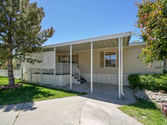435 32 Road #472, Clifton, CO 81520 (MLS #20202431) :: The Christi Reece Group