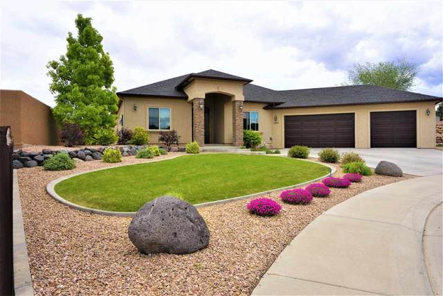 2119 Canyon Wren Court, Grand Junction, CO 81507 (MLS #20202446) :: The Christi Reece Group