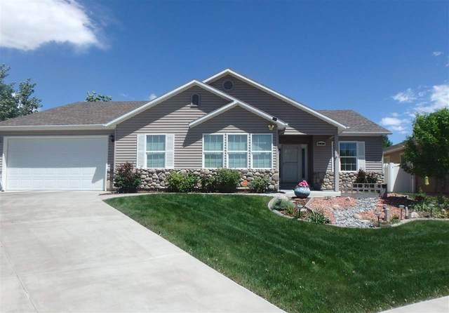 2926 Whitney Lane, Grand Junction, CO 81504 (MLS #20202461) :: The Christi Reece Group