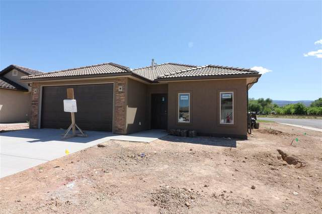 2833 Kelso Mesa Drive, Grand Junction, CO 81503 (MLS #20202462) :: The Christi Reece Group
