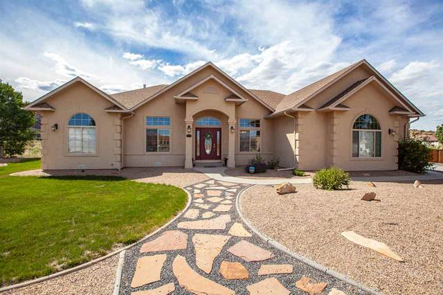 326 Dakota Circle, Grand Junction, CO 81507 (MLS #20202478) :: CENTURY 21 CapRock Real Estate