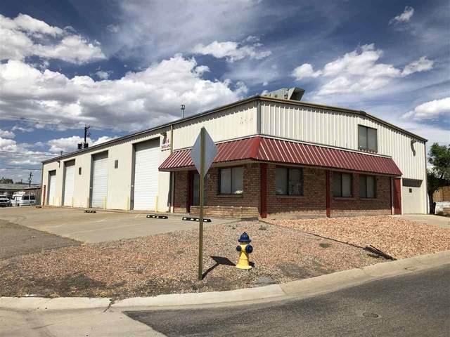 804 Noland Avenue, Grand Junction, CO 81501 (MLS #20202481) :: The Christi Reece Group