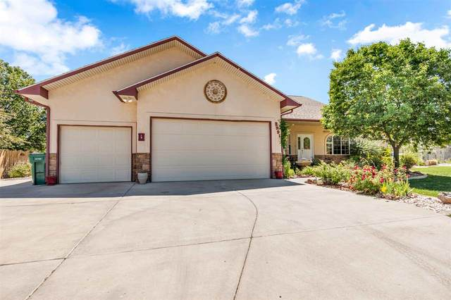 2991 Mesa Crest Place, Grand Junction, CO 81504 (MLS #20202486) :: The Christi Reece Group