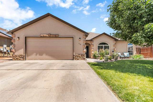 458 Chatfield Lane, Grand Junction, CO 81504 (MLS #20202489) :: CENTURY 21 CapRock Real Estate