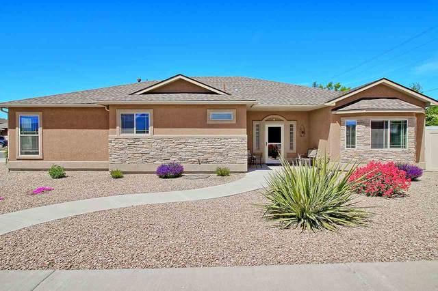 3172 Saddlegate Court, Grand Junction, CO 81504 (MLS #20202493) :: The Christi Reece Group