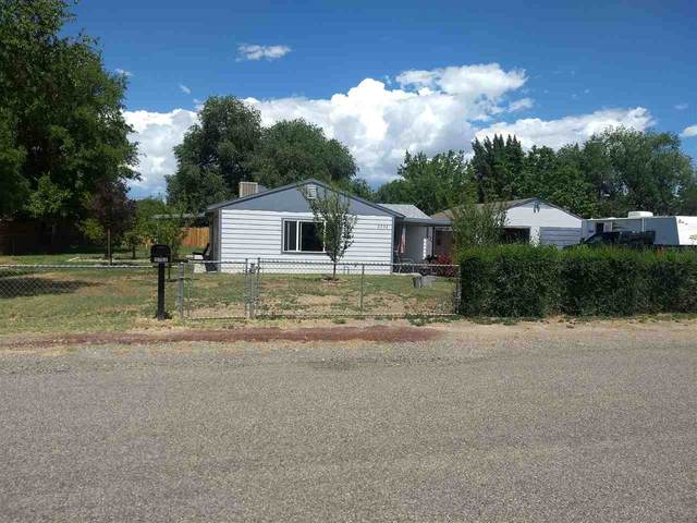 2752 Redwood Court, Grand Junction, CO 81503 (MLS #20202497) :: The Christi Reece Group