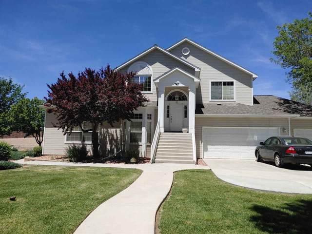 742 Glen Court #40, Grand Junction, CO 81506 (MLS #20202498) :: The Christi Reece Group