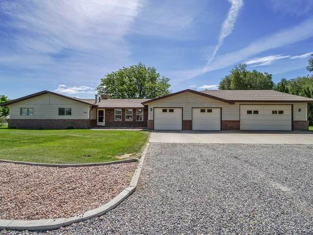 446 Avenal Lane, Grand Junction, CO 81507 (MLS #20202499) :: The Christi Reece Group