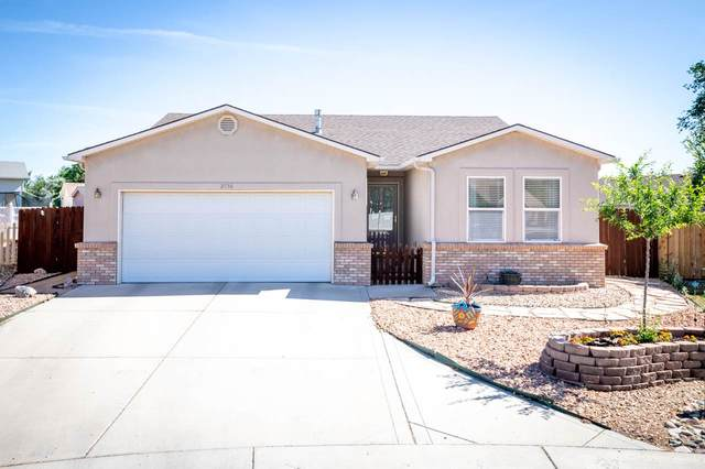 2756 Laguna Drive, Grand Junction, CO 81503 (MLS #20202502) :: The Christi Reece Group