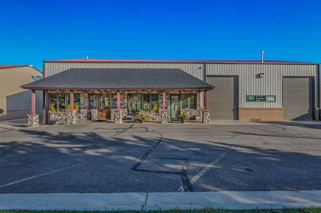 2136 Airport Road, Rifle, CO 81650 (MLS #20202508) :: The Christi Reece Group