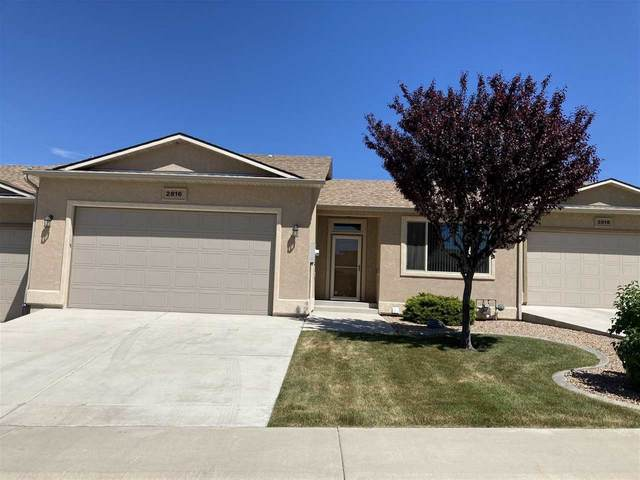2816 Toltec Court, Grand Junction, CO 81501 (MLS #20202512) :: The Christi Reece Group