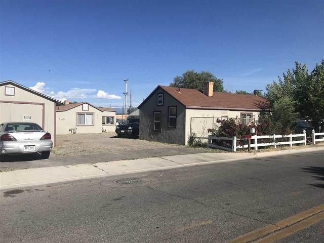 480 Melody Lane, Grand Junction, CO 81501 (MLS #20202517) :: The Danny Kuta Team
