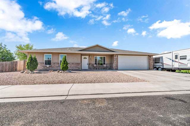 2941 Red Cloud Lane, Grand Junction, CO 81504 (MLS #20202519) :: The Christi Reece Group