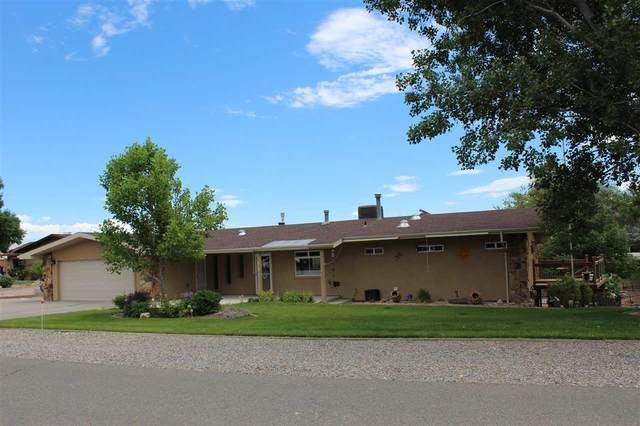 512 Riverview Drive, Grand Junction, CO 81507 (MLS #20202526) :: Western Slope Real Estate