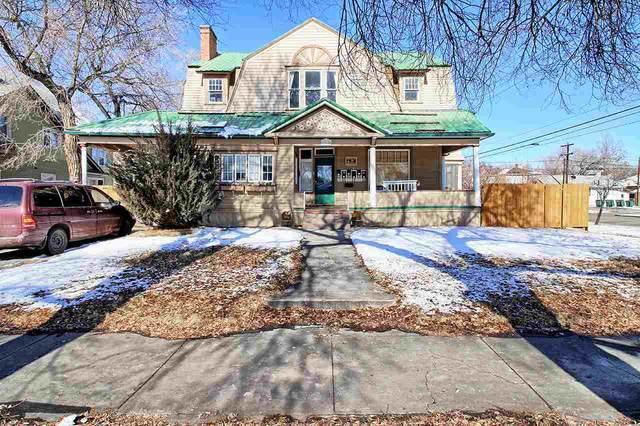 1060 Grand Avenue, Grand Junction, CO 81501 (MLS #20202543) :: CENTURY 21 CapRock Real Estate