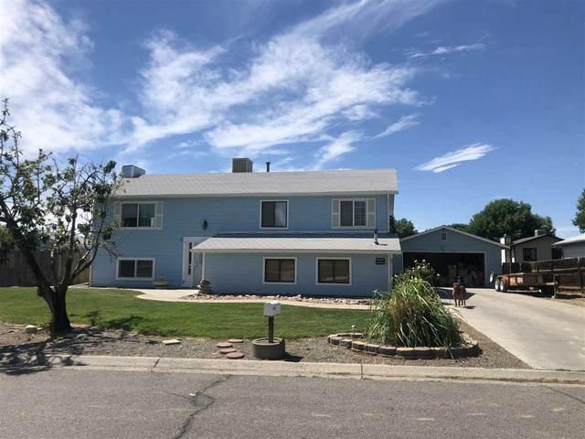 3099 Cedar Drive, Grand Junction, CO 81504 (MLS #20202547) :: The Christi Reece Group