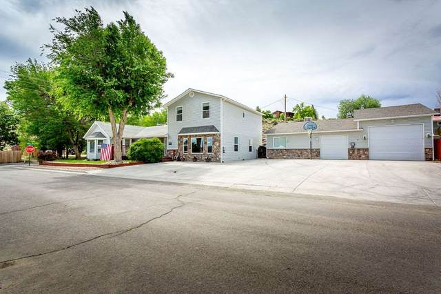 439 School Street, Rangely, CO 81648 (MLS #20202550) :: The Grand Junction Group with Keller Williams Colorado West LLC