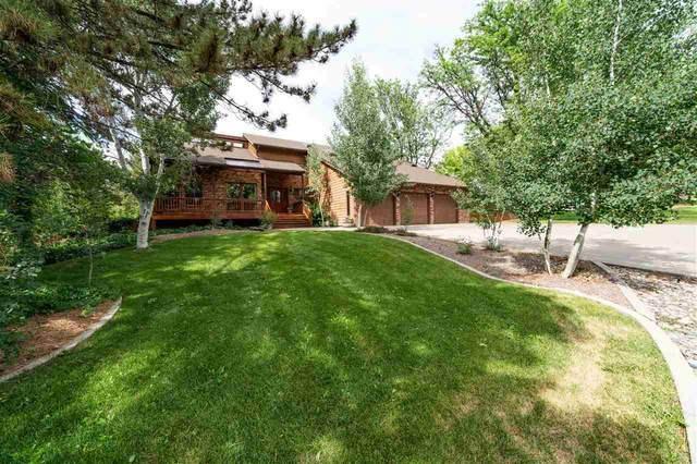 2678 Continental Drive, Grand Junction, CO 81506 (MLS #20202556) :: Western Slope Real Estate