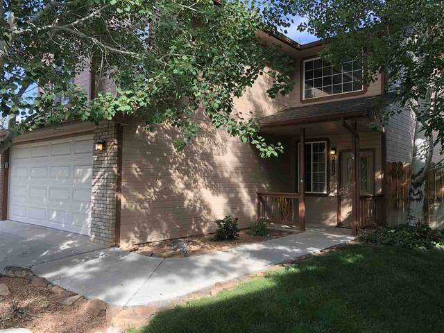 2802 Cottage Lane, Grand Junction, CO 81506 (MLS #20202559) :: Western Slope Real Estate
