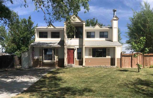 3020 1/2 Country Road, Grand Junction, CO 81506 (MLS #20202568) :: Western Slope Real Estate