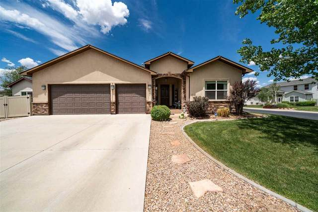 2980 Kickapoo Court, Grand Junction, CO 81503 (MLS #20202575) :: Western Slope Real Estate