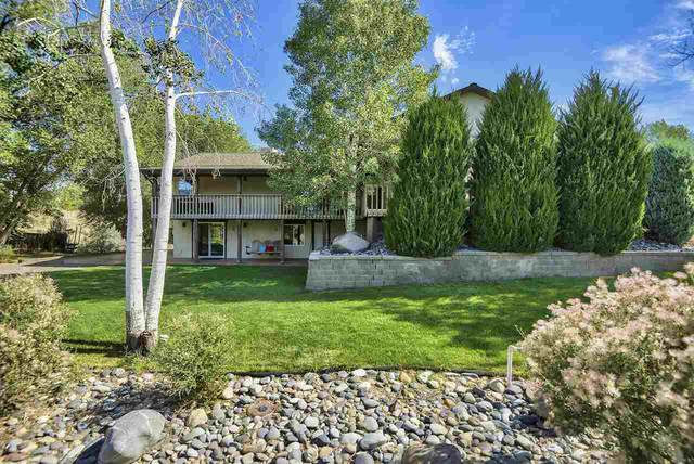 2370 Rana Road, Grand Junction, CO 81507 (MLS #20202581) :: Western Slope Real Estate