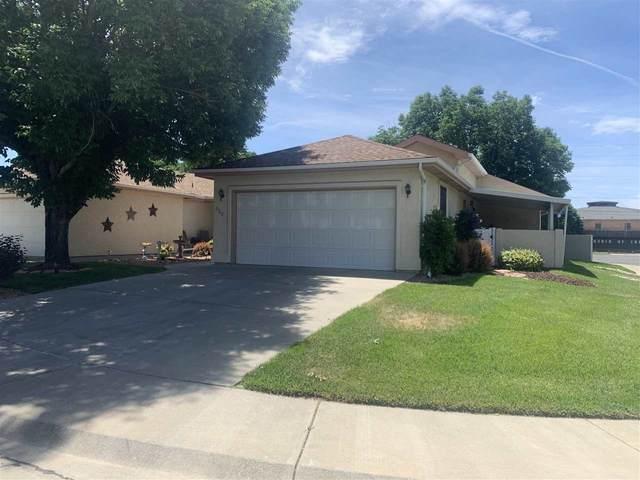 2702 Indian Wash Circle #3, Grand Junction, CO 81506 (MLS #20202593) :: Western Slope Real Estate