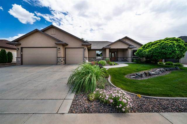 2637 New Orchard Court, Grand Junction, CO 81506 (MLS #20202595) :: The Kimbrough Team | RE/MAX 4000