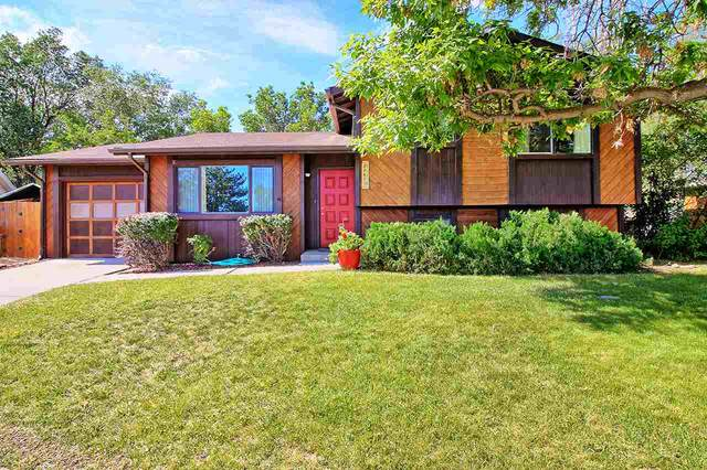 2747 1/2 Parkwood Drive, Grand Junction, CO 81503 (MLS #20202635) :: The Danny Kuta Team