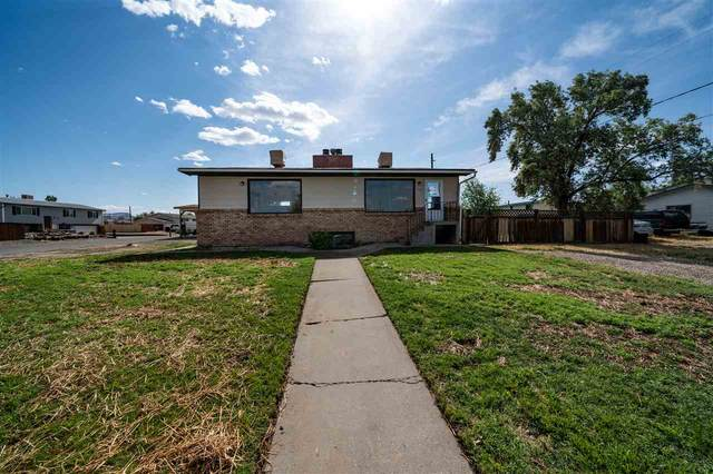 428 32 1/8 Road, Clifton, CO 81520 (MLS #20202643) :: CENTURY 21 CapRock Real Estate