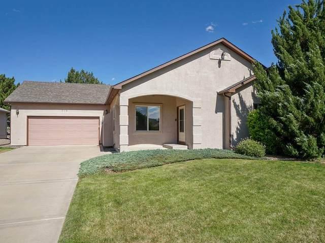 790 Josilyn Court, Grand Junction, CO 81506 (MLS #20202673) :: Western Slope Real Estate