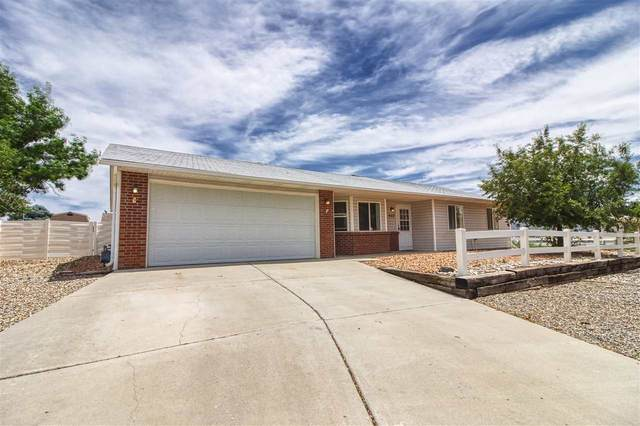 622 Round Table Road, Grand Junction, CO 81504 (MLS #20202677) :: The Christi Reece Group