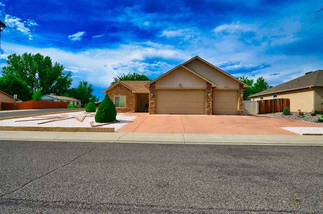 3016 Royal Court, Grand Junction, CO 81504 (MLS #20202678) :: The Christi Reece Group