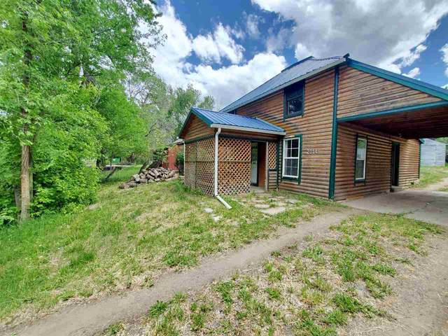 2014 High Street, Collbran, CO 81624 (MLS #20202731) :: The Christi Reece Group