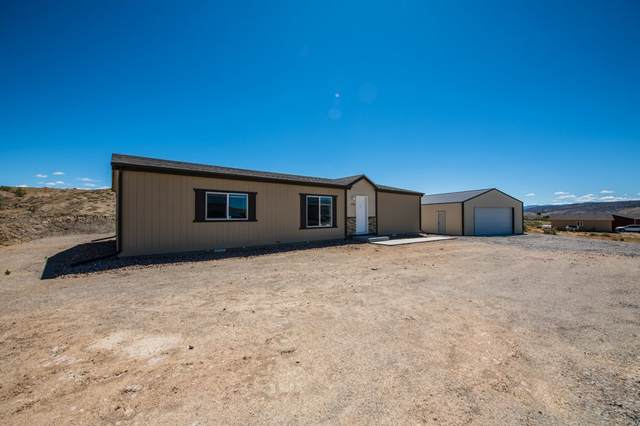 1740 Oasis Drive, Mack, CO 81525 (MLS #20202758) :: The Grand Junction Group with Keller Williams Colorado West LLC