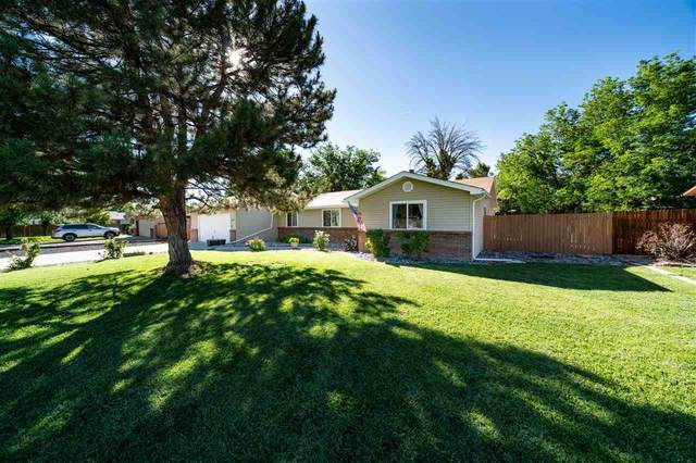 2684 Malibu Drive, Grand Junction, CO 81506 (MLS #20202809) :: The Grand Junction Group with Keller Williams Colorado West LLC