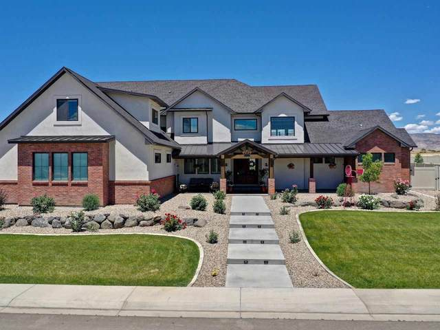 2612 Liberty Lane, Grand Junction, CO 81506 (MLS #20202812) :: CENTURY 21 CapRock Real Estate