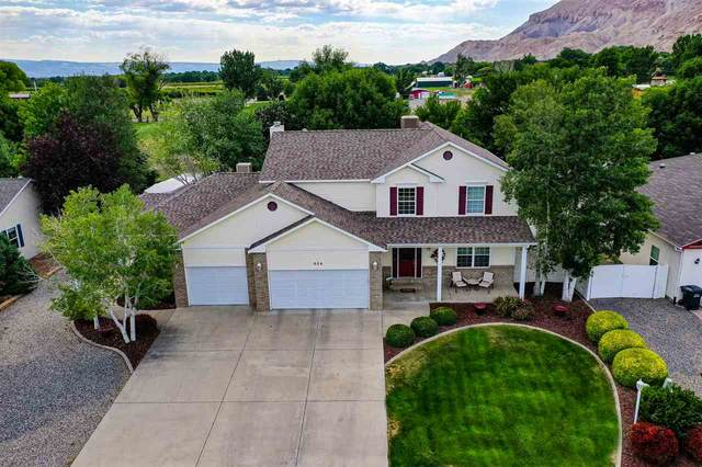 624 Moss Way, Palisade, CO 81526 (MLS #20202842) :: The Kimbrough Team | RE/MAX 4000