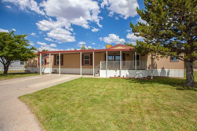 435 32 Road #152, Clifton, CO 81520 (MLS #20202851) :: CENTURY 21 CapRock Real Estate