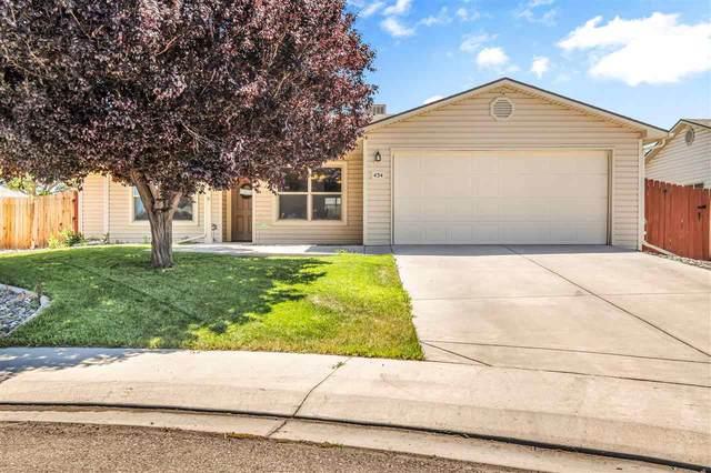 434 Keener Street, Grand Junction, CO 81504 (MLS #20202866) :: The Christi Reece Group