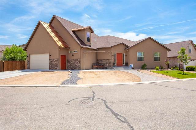 258 Westwater Circle, Fruita, CO 81521 (MLS #20202903) :: CENTURY 21 CapRock Real Estate