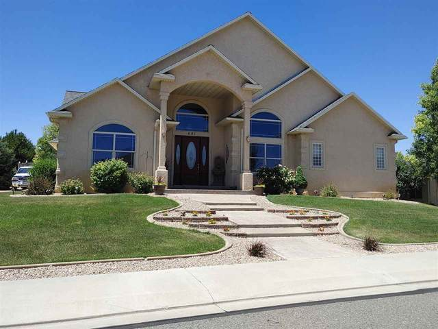 691 Tranquil Trail, Grand Junction, CO 81507 (MLS #20202920) :: CENTURY 21 CapRock Real Estate